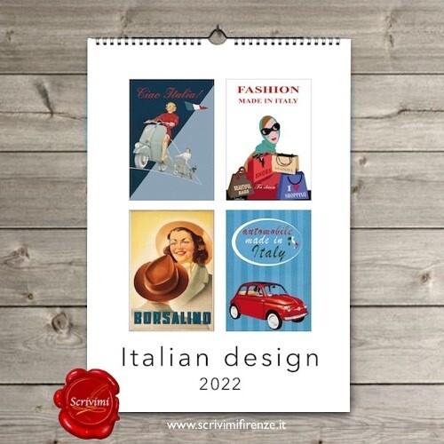 Calendario ITALIAN DESIGN