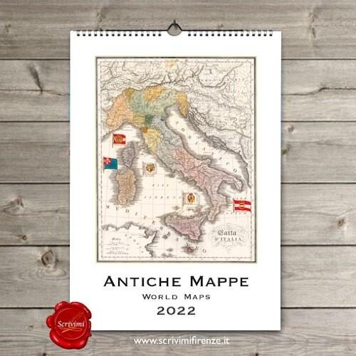 Calendar ANTIQUE MAPS