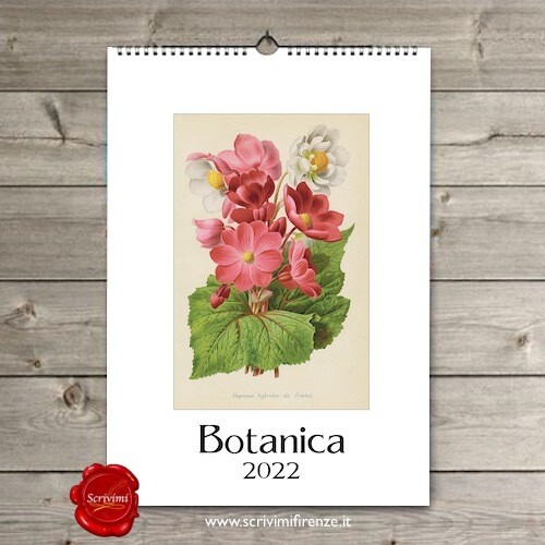 Calendario BOTANICA