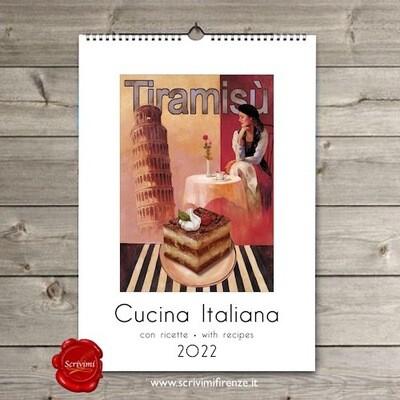 Calendar ITALIAN KITCHEN