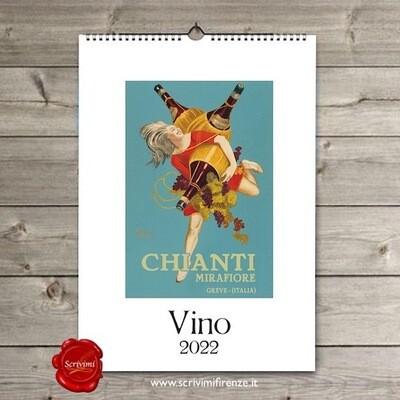 Calendar WINE