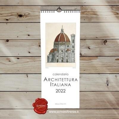 Calendar ITALIAN ARCHITECTURE
