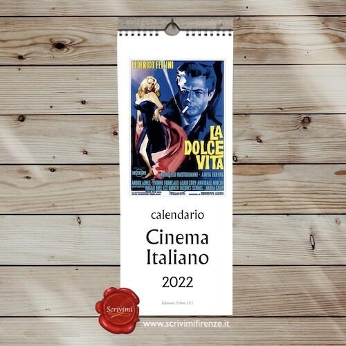 Calendario CINEMA ITALIANO