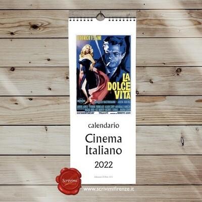 Calendar ITALIAN CINEMA