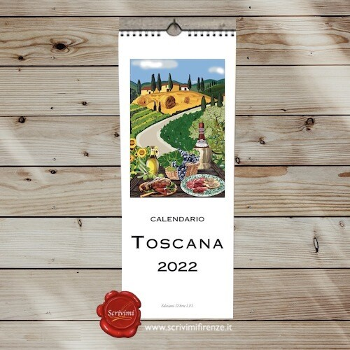 Calendario TOSCANA