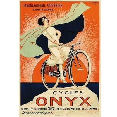 Poster VINTAGE BIKE