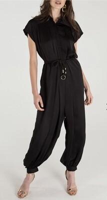 'Harlem Jumpsuit' in Black