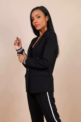 'Super Sport Luxe Suit' in Black