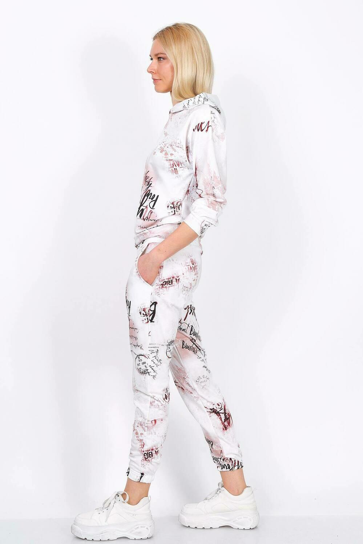 'Spring Tie Dye' Leisure Suit