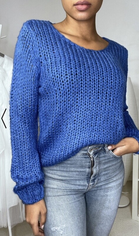 'Distressed Spring'  Knit