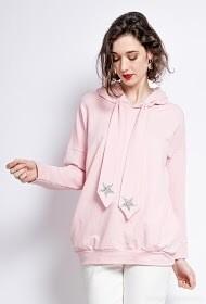 'Silver Star Sweatshirt'
