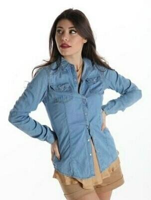 'Jen's' Denim Shirt