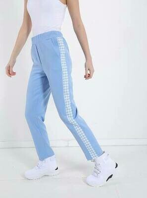 'Houndstooth' Leisure Pants