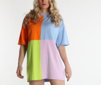 'Quattro' Long T-Shirt