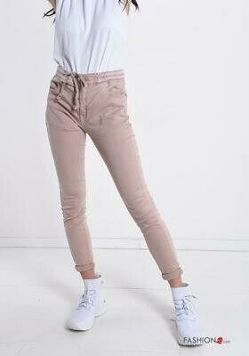 'Magic Blush' Jeans