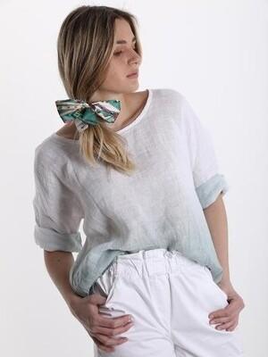 'Moda Linen' Top