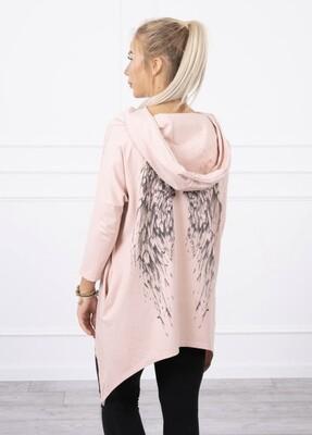 Blush Angel Hoody