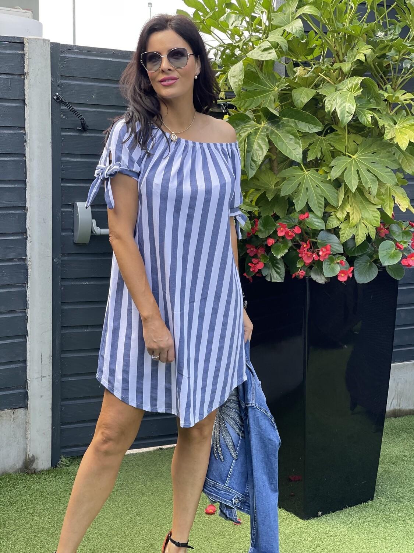 Daisy stripe Dress