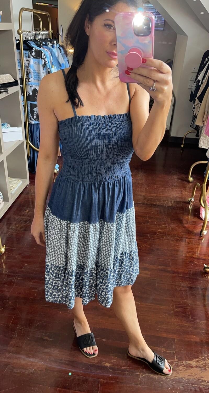 Molly string dress