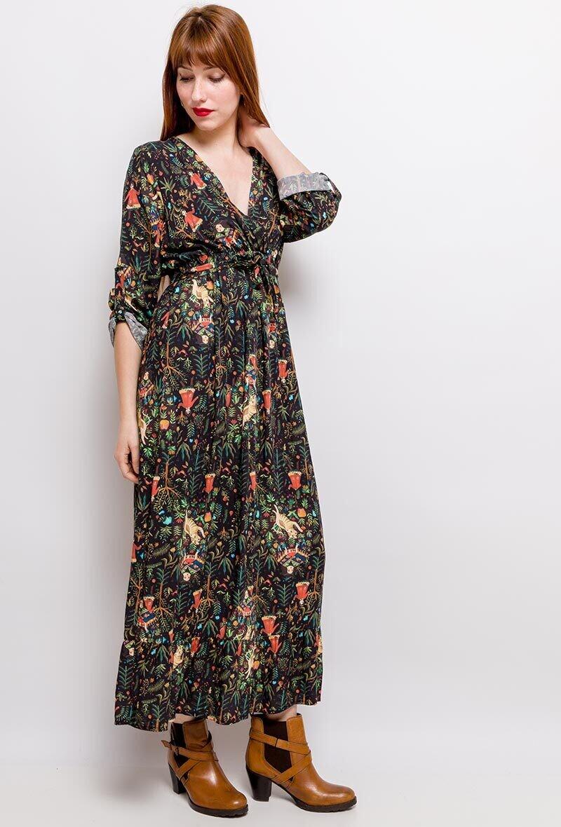 Anouska Dress