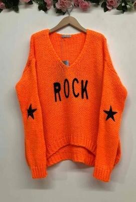 Rock star jumper