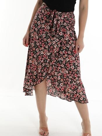 Tulip floral skirt