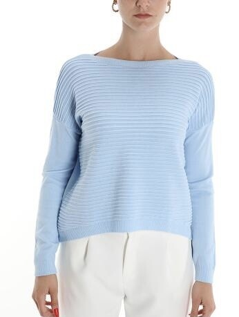 Powder blue jumper