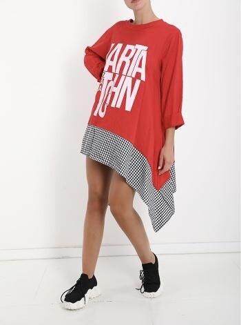 'Brooke' Sweatshirt Dress