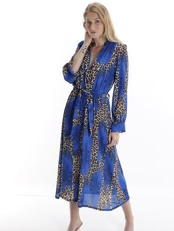 'IVY' Electric Blue Dress