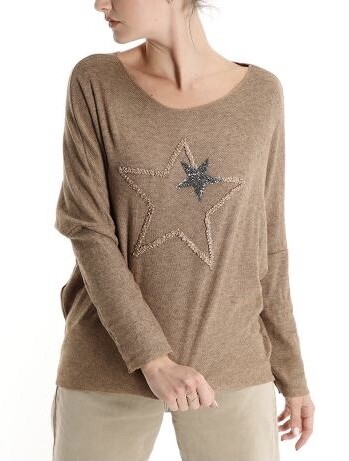 'Marlee' Soft knit