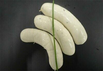 Boudin blanc de volaille aux morilles
