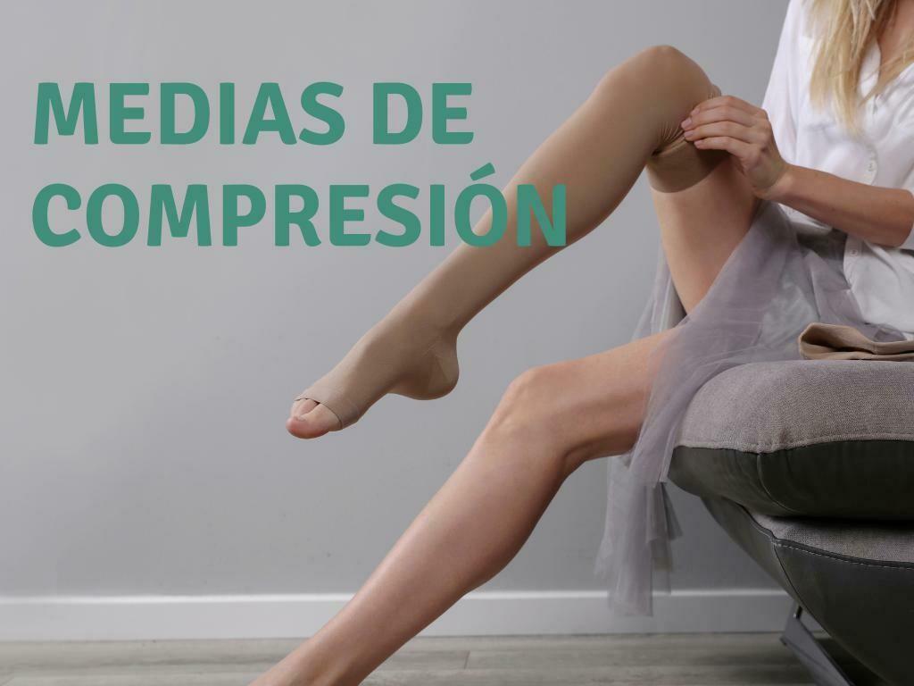 Medias de compresión