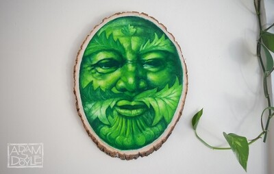Green Man of Glaistig