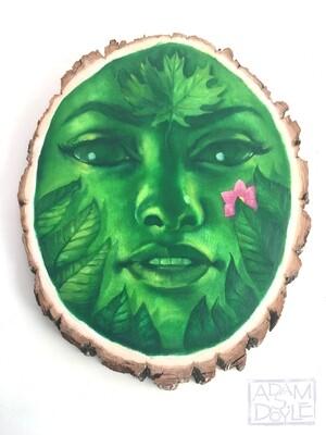 Green Lady of Donadea