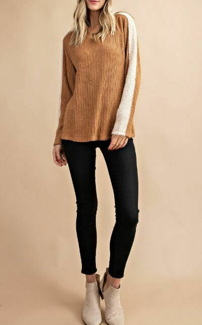 Slow Burn Pullover