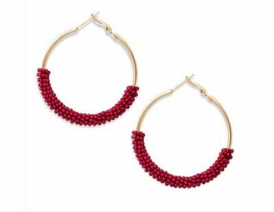 AFFINITY RED HOOPS