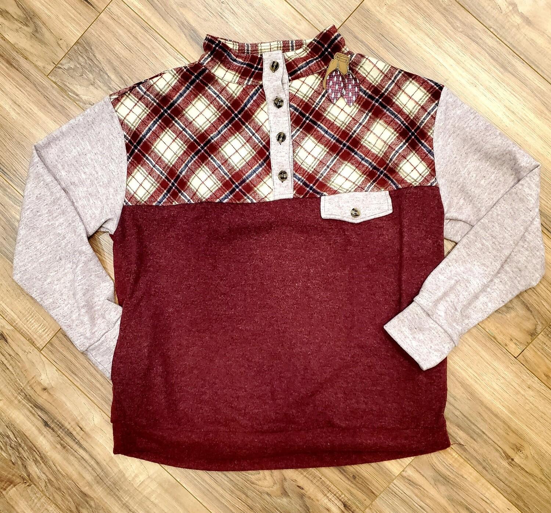Grandpa's Pullover