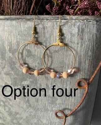 Blossom Earrings (option 4)