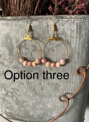 Blossom Earrings (option 3)