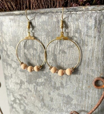 Dainty Diffuser Earrings