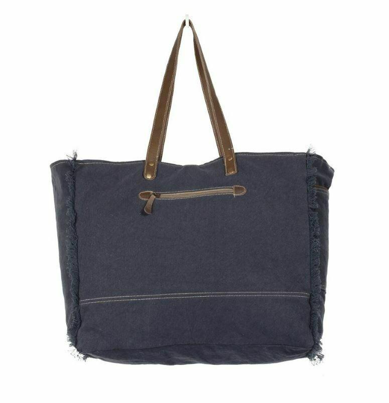 SYLVAN BLUE WEEKENDER BAG