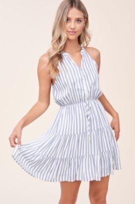 BEACH CABANA DRESS