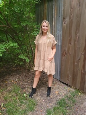 TENNESSEE WHISKEY DRESS