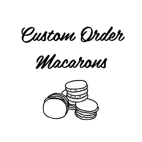 Custom Order Macarons