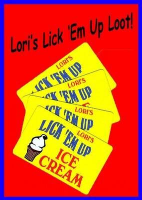 Lori's Loot Gift Cards