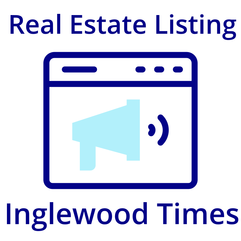 Place Your Real Estate Listing on Inglewood Times