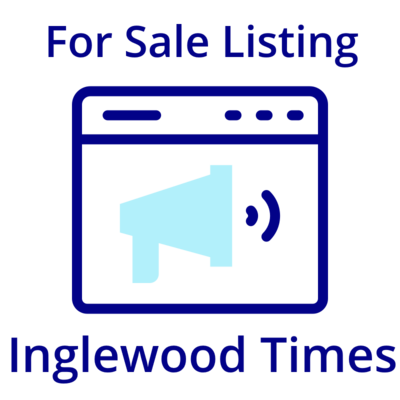 Place Your For Sale Item on Inglewood Times