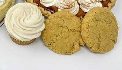 Cupcake & Cookie Variety Box