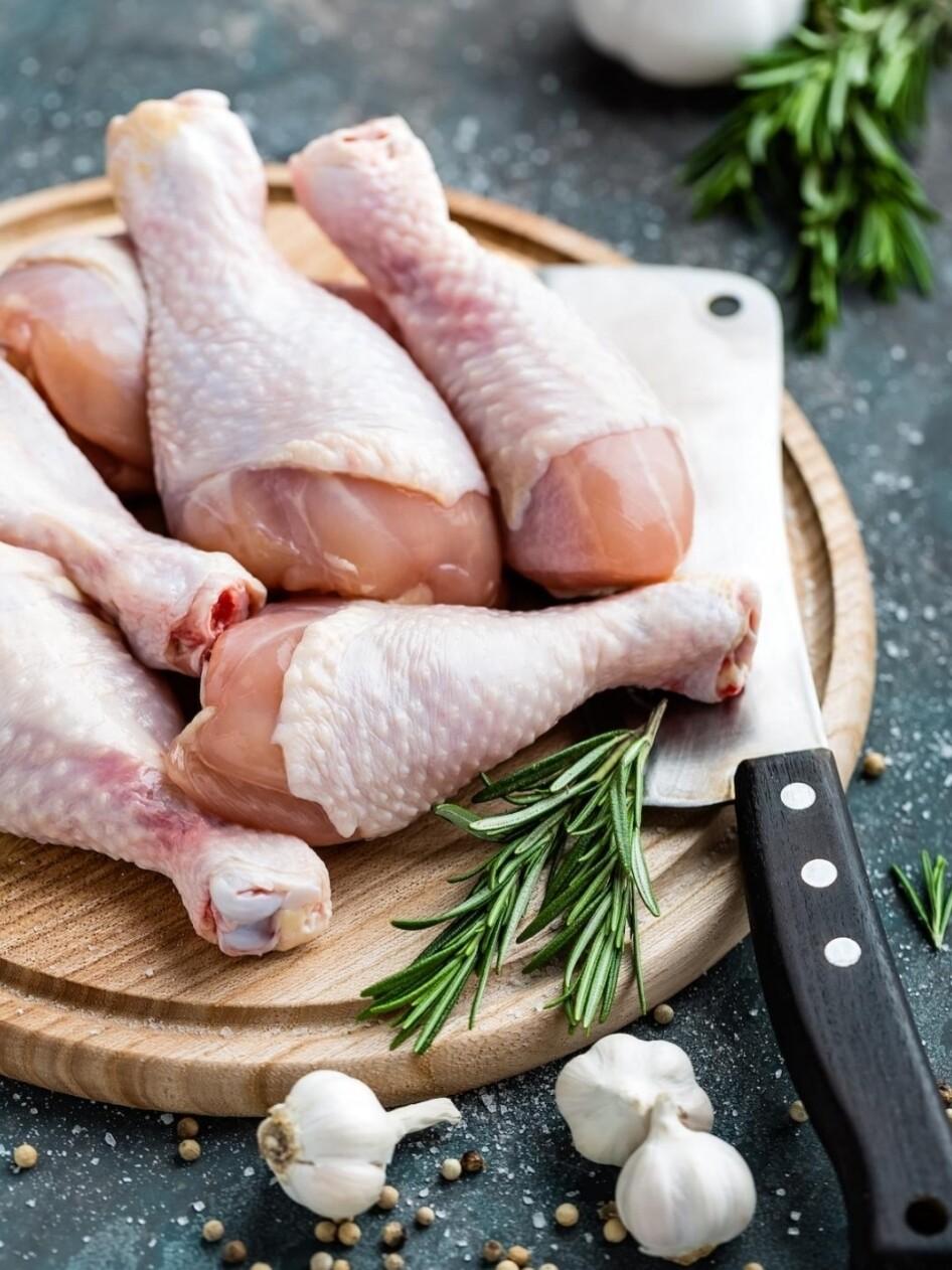 Pilon de poulet au kilo