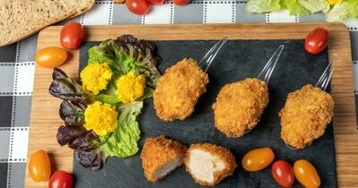 nugget's de poulets fermier
